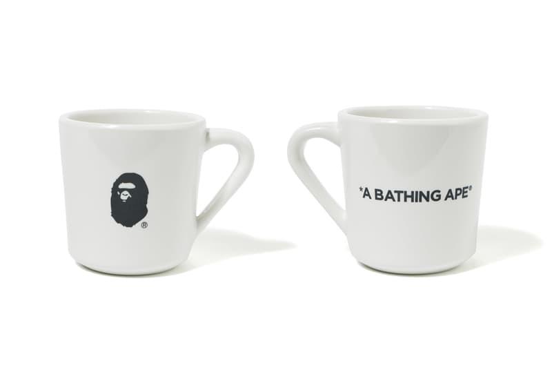 bape a bathing ape mug cup