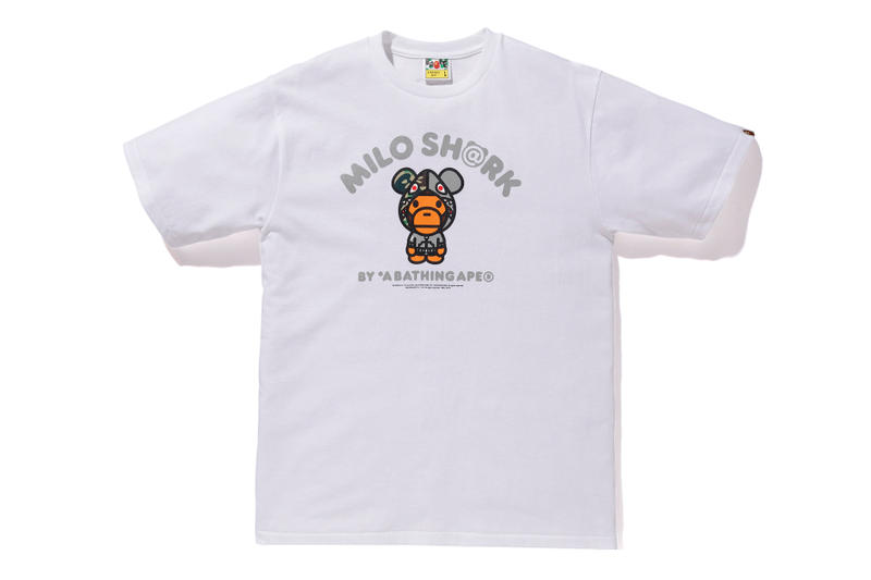 BAPE Medicom Toy Bearbrick 2018 Collection Details Collab Collaboration T-Shirts Cop Purchase Buy Online Store Clothing Fashion Ape Head Baby Milo