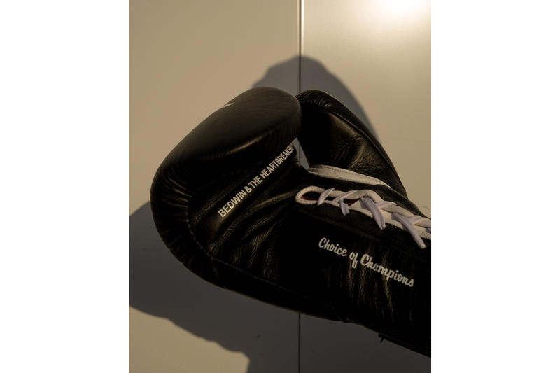 BEDWIN & THE HEARTBREAKERS Everlast Editorial eye c magazine collaborations boxing sportswear