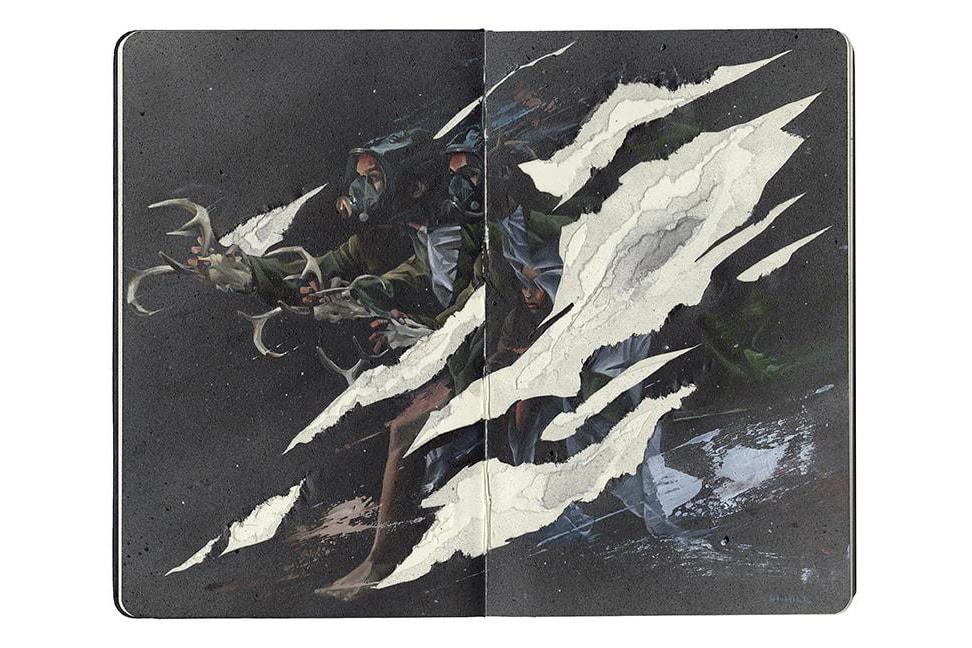 jerkface ricky powell ron english spoke art 1xrun prints collectibles artworks best art drops