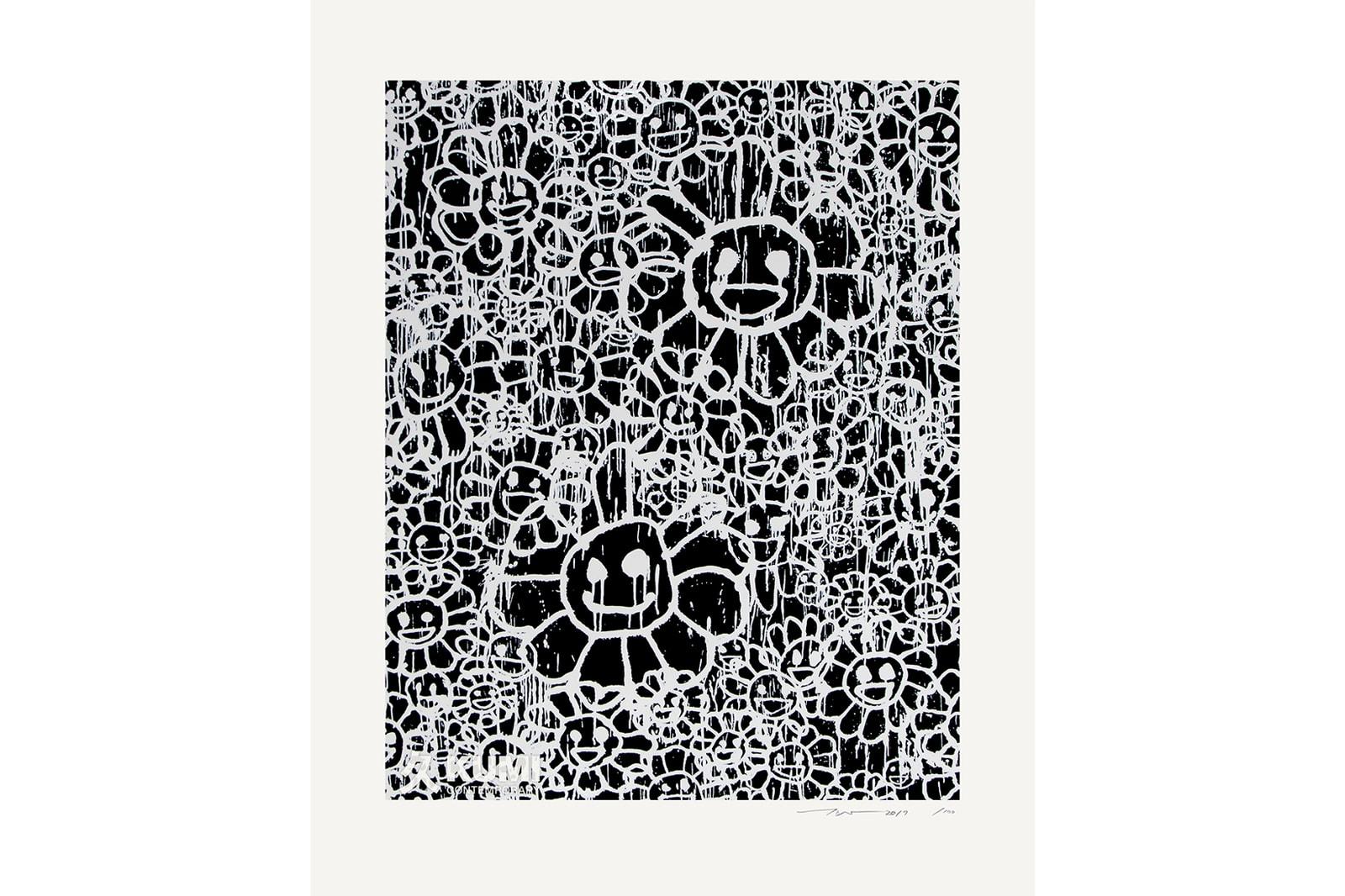 Madsaki kumi contemporary prints artworks beirut youth jey perie gogy esparza dain nyc spoke art the earth powder