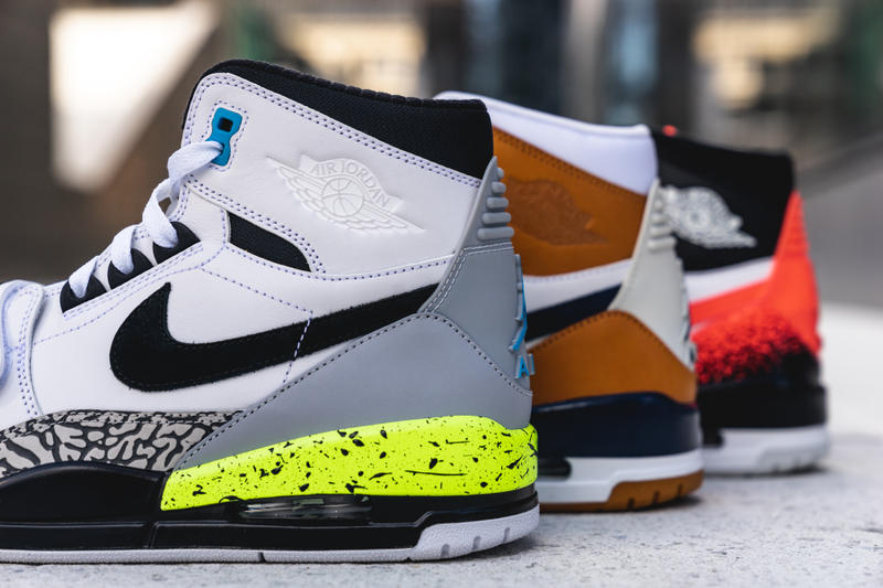 b1deb30f364b32 A Trio of Don C s Jordan Legacy 312 Releases in This Week s Footwear Drops