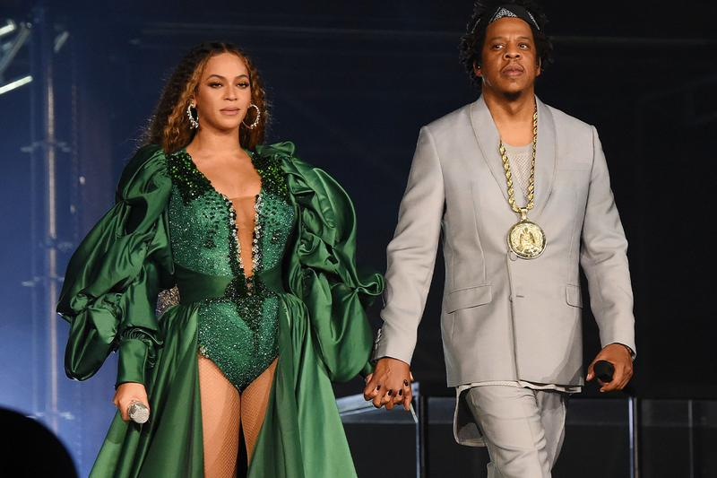 Beyoncé JAY-Z The Carters File Lawsuit Fake Merchandise Tour Everything is Love On the Run II