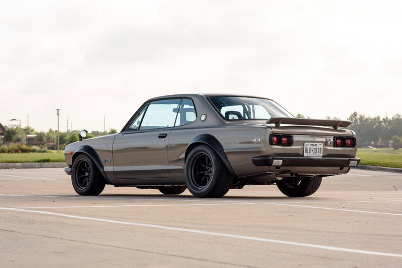 1972 C10 Nissan Skyline Vintage Car Auction Hypebeast