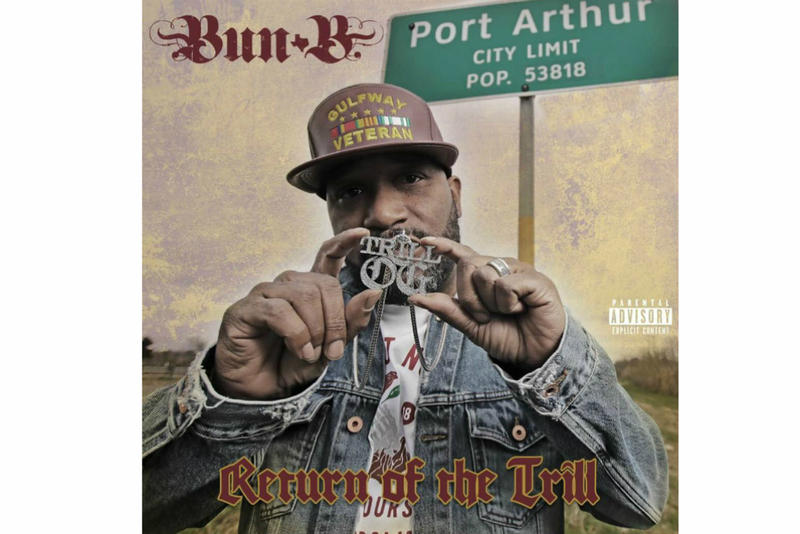 bun b return of the trill 2018 new album stream listen apple music spotify ugk