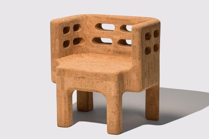 humberto fernando campana cork furniture collection design home decor