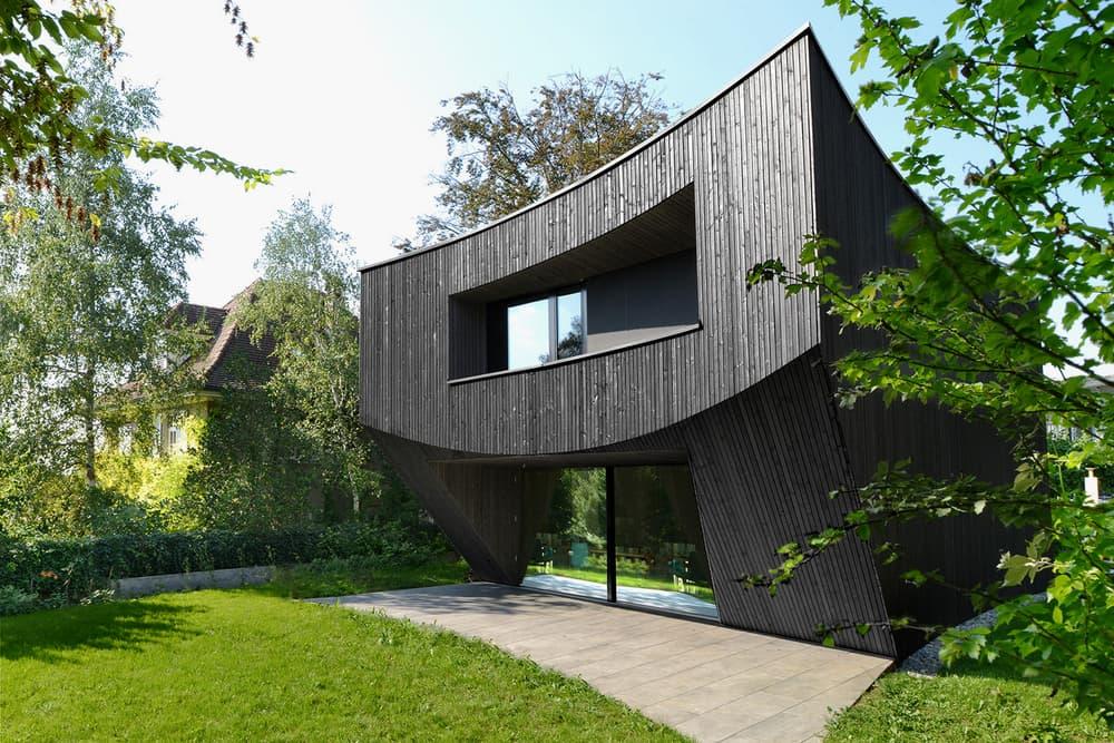 Casa Curved by Daluz Gonzalez Architekten | HYPEBEAST