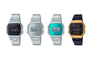 Casio Releases Five New Watches For Its Vintage Collection