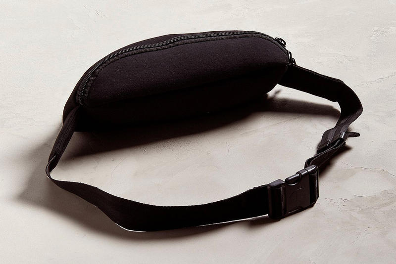 champion fanny pack side bags black