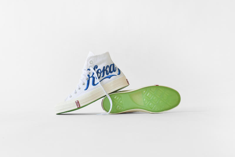 Coca Cola x KITH Summer 2018 Capsule Collection Ronnie Fieg Converse Chuck Taylor 70 Apparel August 18 Release Date Information How to Buy