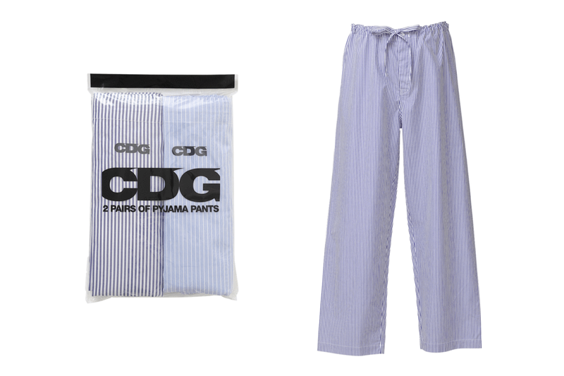 COMME des GARÇONS CDG collaborations adam lucas anti social social club assc alpha industries le laboureur shirt pajama pants backpack wallet graphic tee august 20 2018 purchase sale sell buy cop closer look exclusive