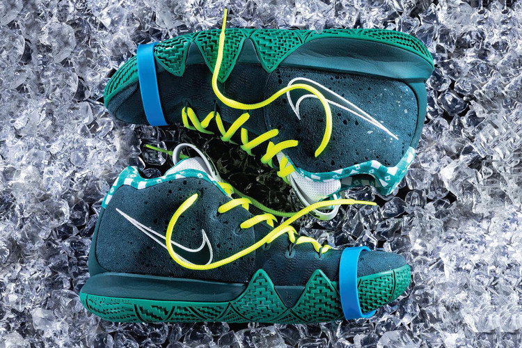 reputable site ae032 8dea0 Concepts Announces Surprise Raffle for Nike Kyrie 4