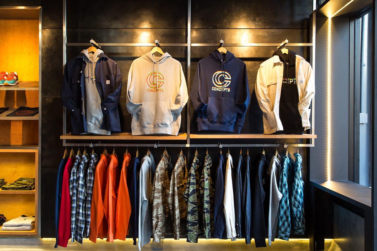concepts amazon zappos investment partnership buy purchase streetwear industry lawrence schlossman james whitner joe mitchell ed yruma analyst business