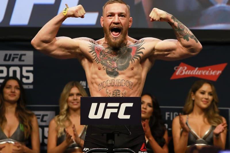 Conor McGregor UFC comeback Khabib Nurmagomedov MMA fight dana white