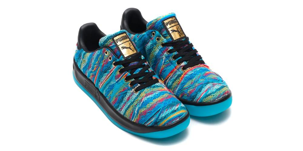COOGI x PUMA California Sneaker