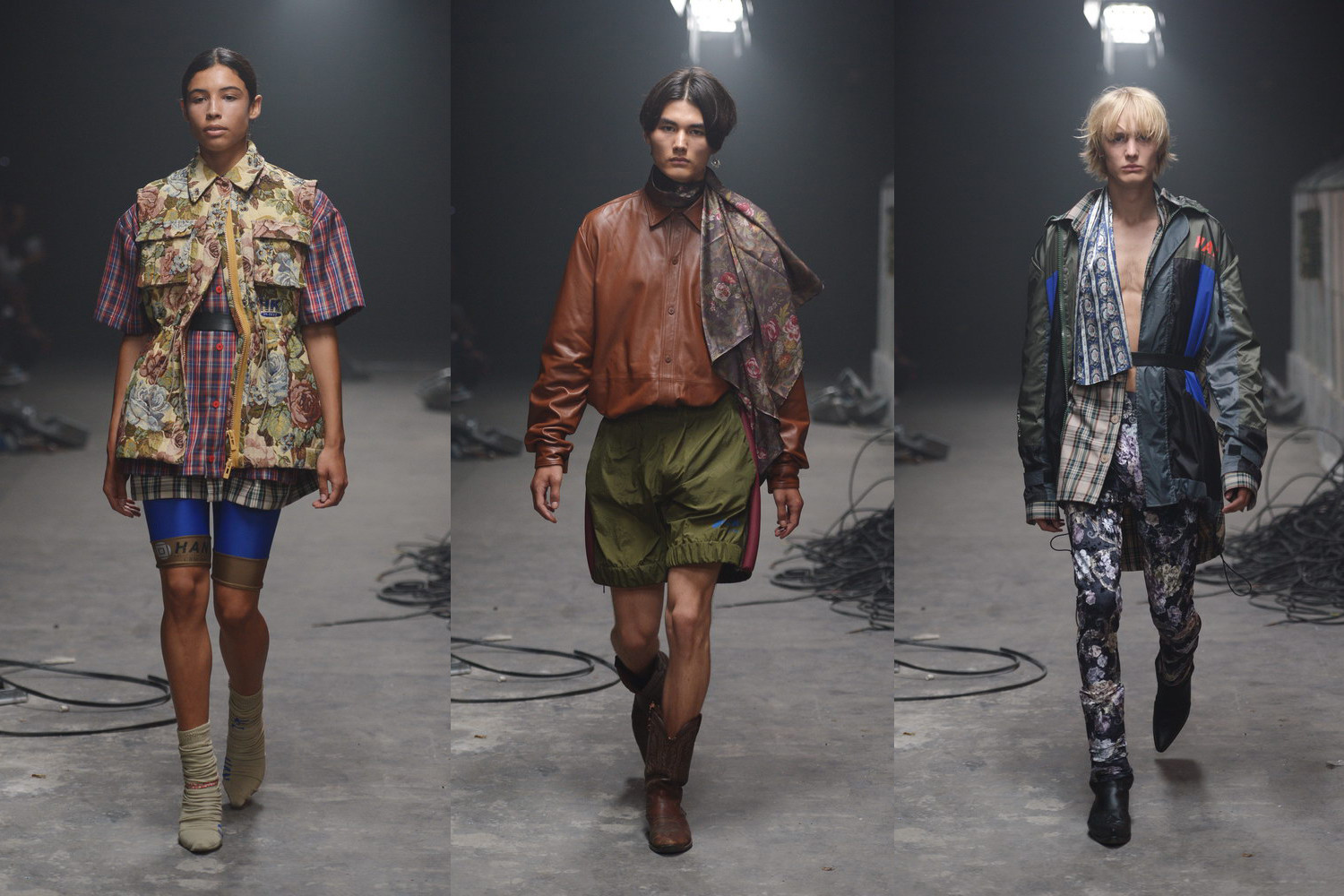 Copenhagen Fashion Week Spring/Summer 2019 runway Review menswear collection best shows han kjobenhavn heliot emil holzweiler haervaerk muf10