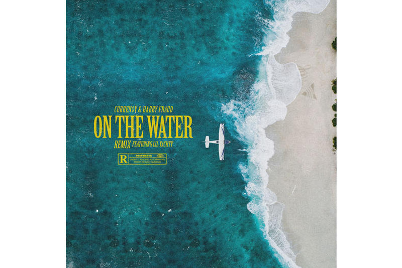 Curren$y Harry Fraud Lil Yachty On the Water Remix