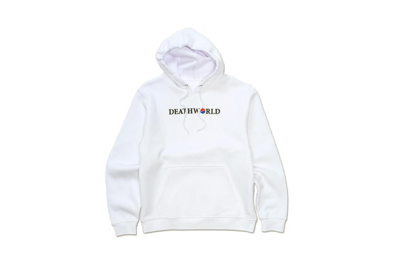 Early Sweatshirt DEATHWORLD Fall 2018 Drop collection shirts jackets pants release info