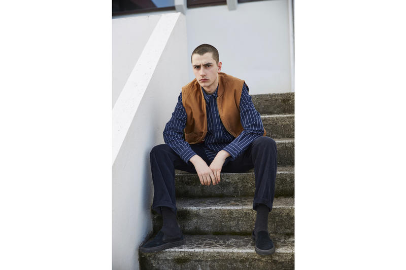 DICKIES Fall Winter 2018 collection Lookbook jackets pants sweaters workwear sportswear military outerwear