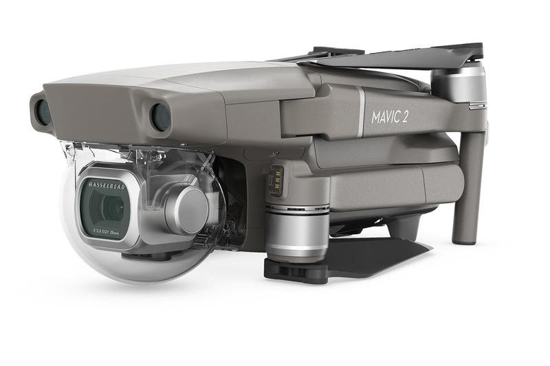 DJI Mavic 2 Pro Hasselblad Drone Imagery L1D-20c 4K HDR Video