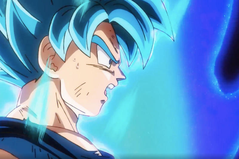 Dragon Ball Super: Broly Super Saiyan Blue Goku Vegeta Characters Details frieza japan osaka august 8 preview reveal teaser first look character design akira toriyama