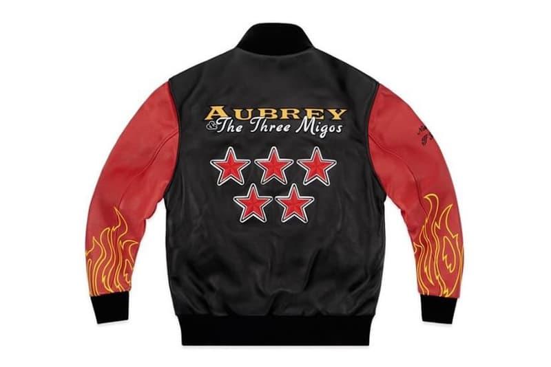 October's Very Own 'Aubrey & The Migos' Crew Only Tour Jacket