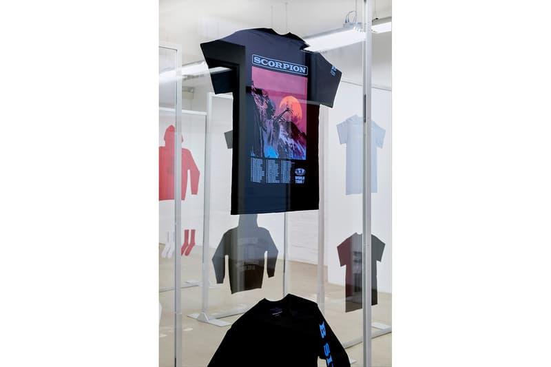 Drake 'Scorpion' Toronto Pop-Up Migo Tour aubrey and the three migos canada merchandise