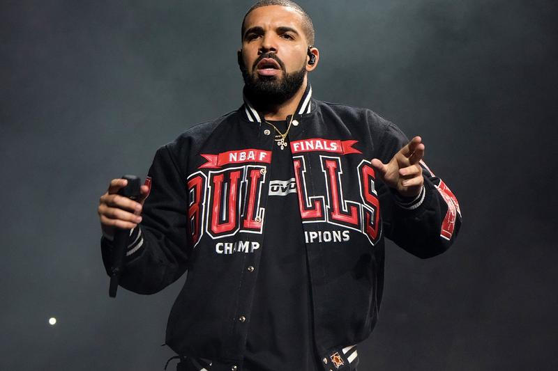 Drake Shiggy 'In My Feelings' Onstage NYC Madison Square Garden Show Music Live Tour 'Aubrey and The Three Amigos' Migos