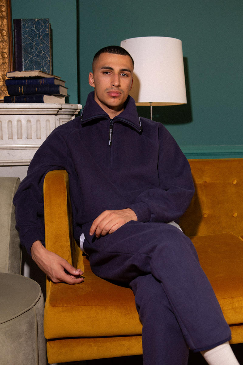 DRÔLE DE MONSIEUR Fall Winter 2018 Collection Campaign Lookbook sportswear