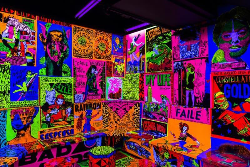 faile bast deluxe fluxx the belt detroit immersive art installation artworks