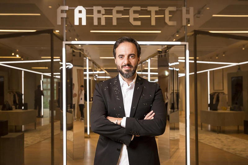 Farfetch Registration Statement IPO New York Stock Exchange Listing Flotation Valuation 5 billion USD