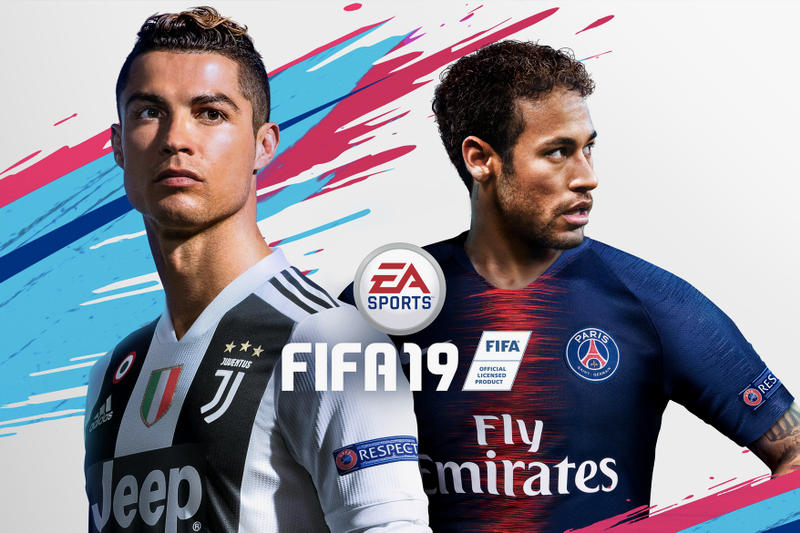 new style fb12b 58f10 Cristiano Ronaldo Is the 'FIFA 19' Cover Star | HYPEBEAST