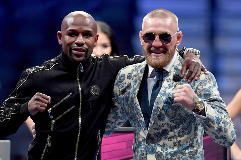 Floyd Mayweather Conor McGregor Training partner ufc 229 Khabib Nurmagomedov MMA Mayweather Boxing Club Gym