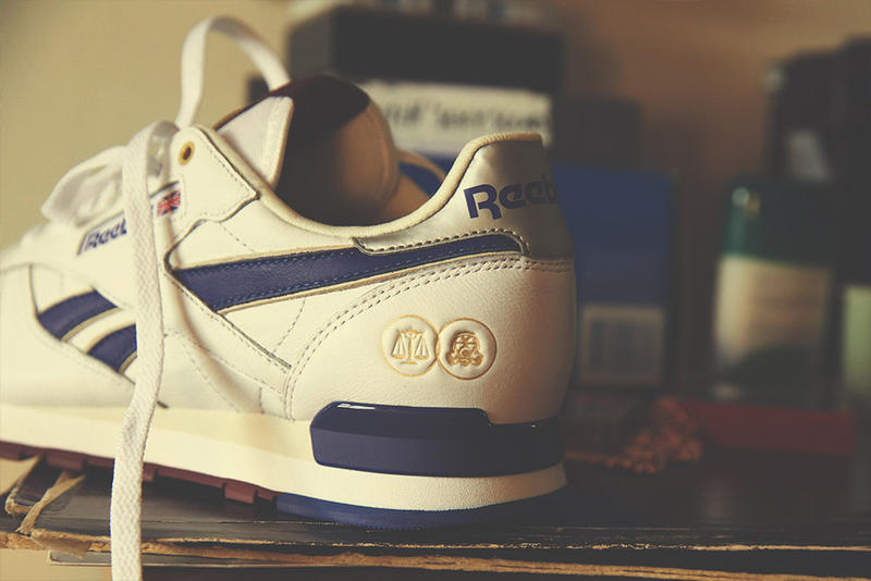 footpatrol hal common youth reebok classic collaboration footwear shoes sneakers apparel clothing style streetwear