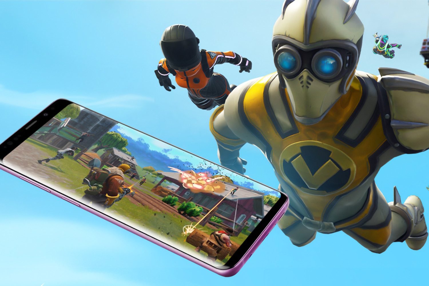 Fortnite Beta For Android Is Now Available Epic Games