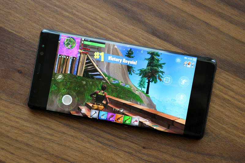 Fortnite Battle Royale Android Google Play iOS iPhone Apple Mobile