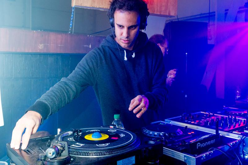 Four Tet Live at Funkhaus Berlin Album Stream records eps