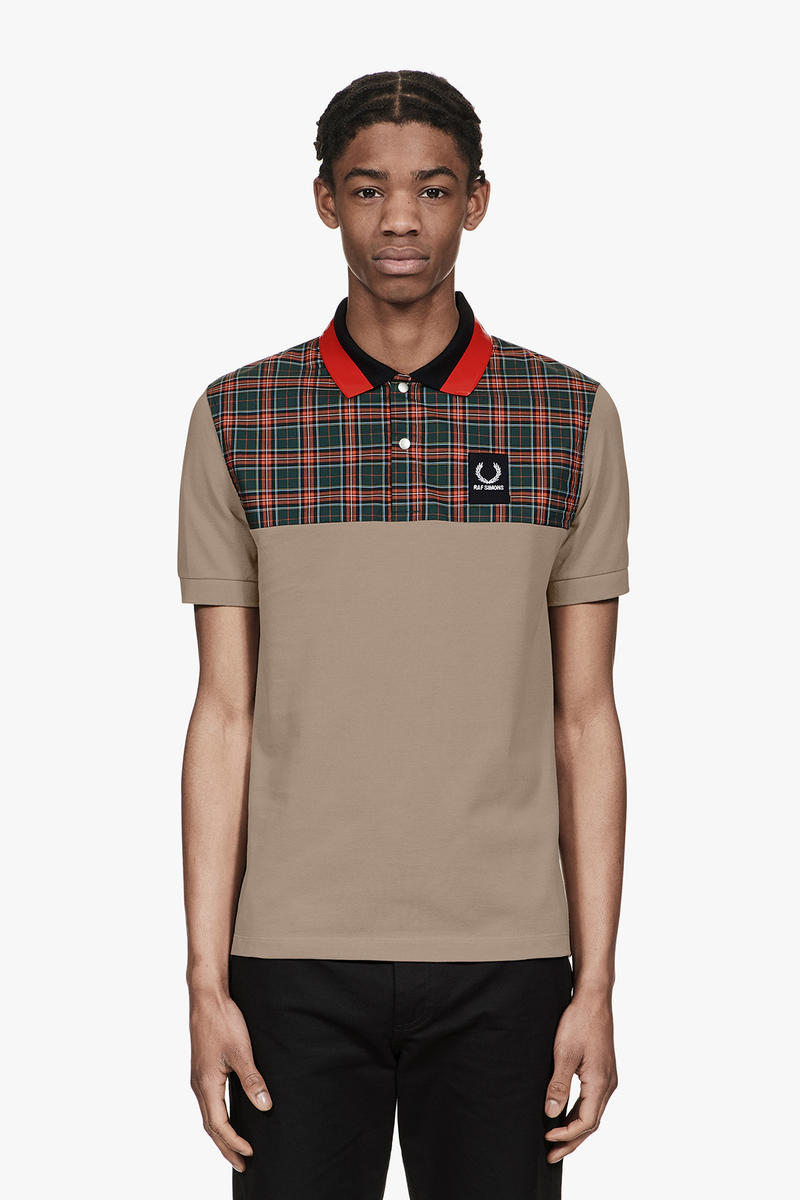 Fred Perry x Raf Simons Autumn 2018 Collection Fashion Clothing Cop Purchase Buy Collab Collaborations 10 years ten decade