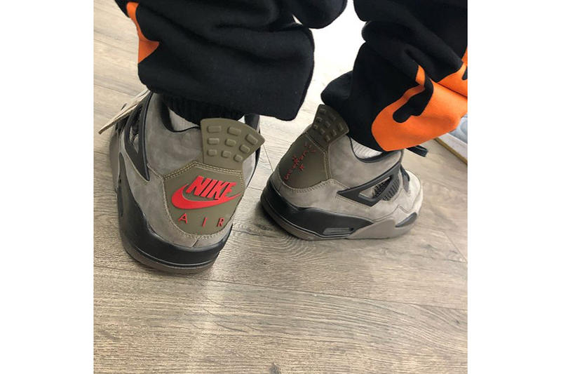 friends and family travis scott air jordan 4 jordan brand 2018 footwear 7687476fe