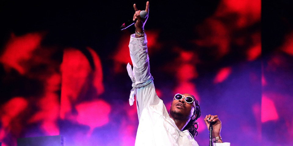 Future Hosts His Own Private Party for NSFW