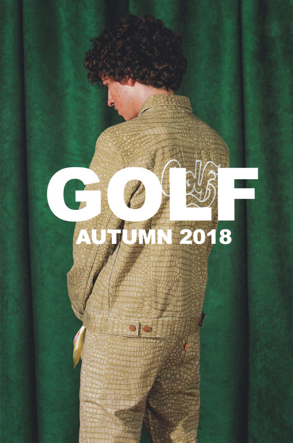 Resultado de imagem para Golf Wang Fall '18 Collection