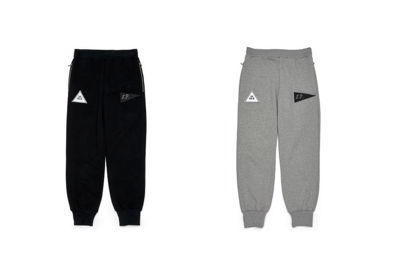 Gosha Rubchinskiy Fall Winter 20W18 Drop 2 adidas sportswear military T-shirts track pants joggers sweaters