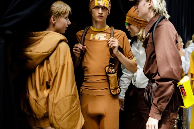 HÆRVÆRK Spring Summer 2019 haervaerk copenhagen fashion week Runway Backstage collection