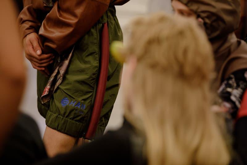 Han Kjøbenhavn Spring Summer 2019 copenhagen fashion week exclusive interview Jannik Wikkelsø Davidsen backstage
