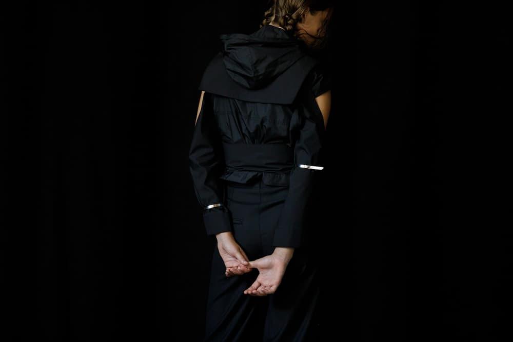 HELIOT EMIL Spring Summer 2019 copenhagen fashion week exclusive backstage Julius Victor Juul Referential Transparency