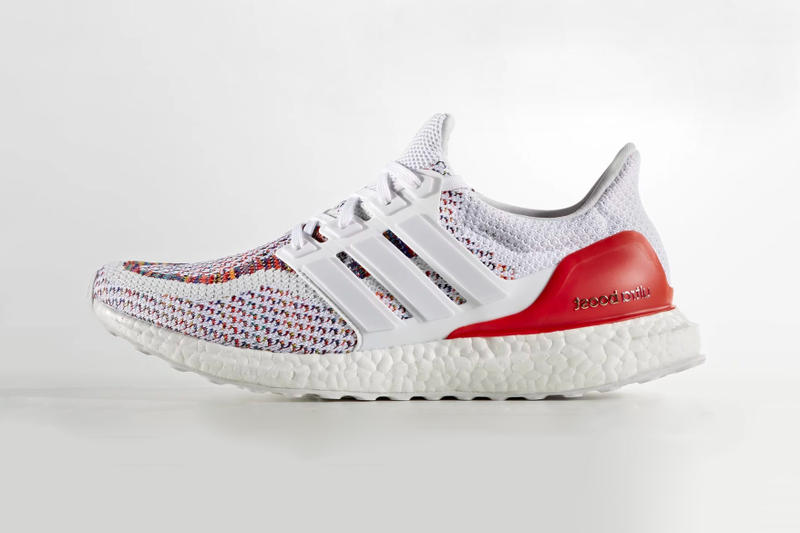 best service 6ad1e ed6f0 adidas UltraBOOST Multicolor 2.0 Release Date colorway white sneaker multicolor  red price info buy online purchase