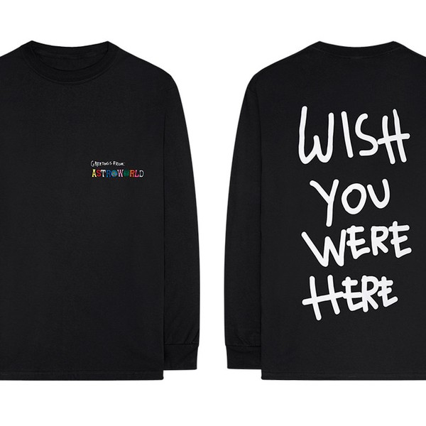 Travis Scott 'Astroworld' Merch Drop 5