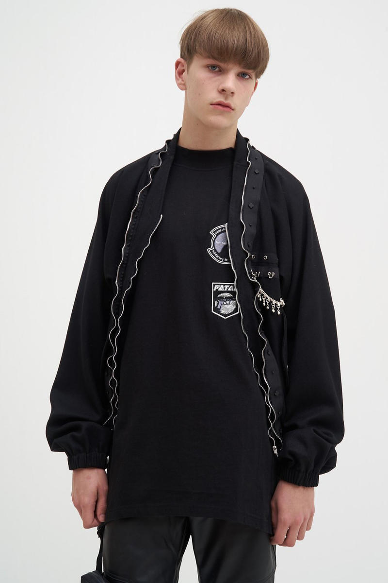 Hyein Seo Fall/Winter 2018 Mens Collection release price purchase fashion