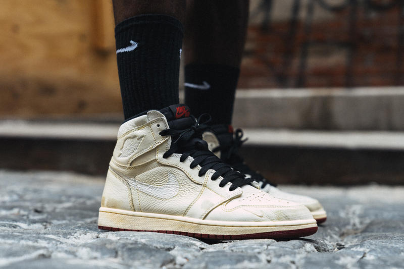 sports shoes a765a e187b Nigel Sylvester x Air Jordan 1 Interview, Closer Look ...