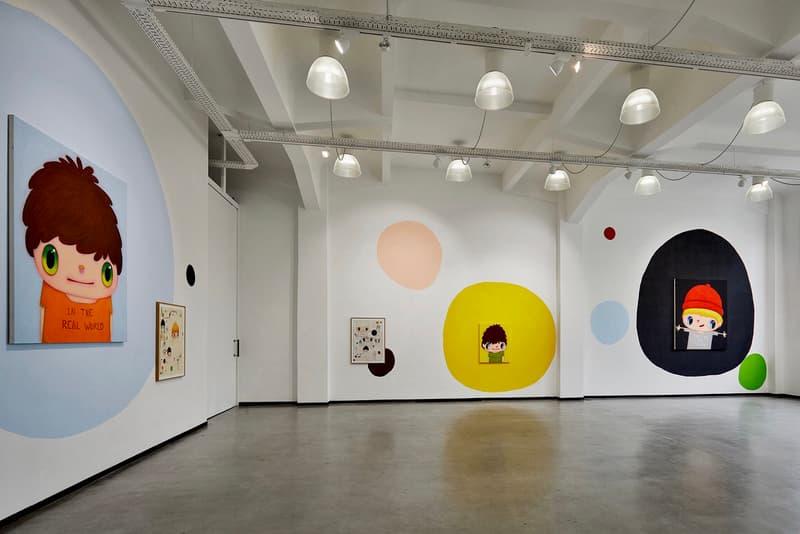 Javier Calleja 'Fake Is the Future' Galerie Zink Closer Look Inside